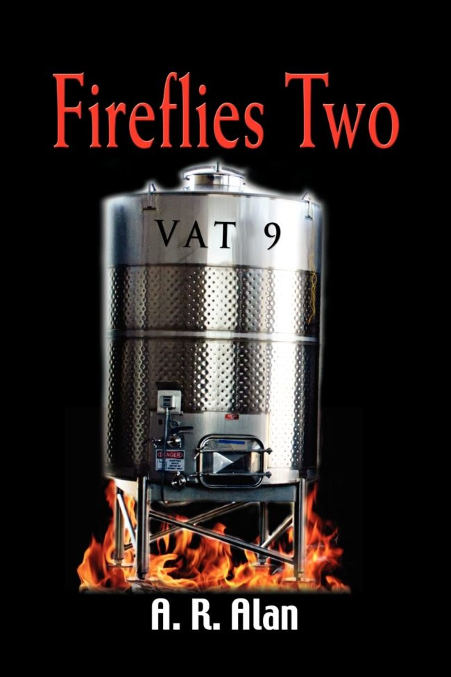 Fireflies Two cover
