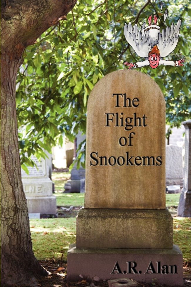 The Flight of Snookems cover
