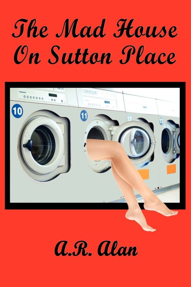 The Mad House on Sutton Place cover